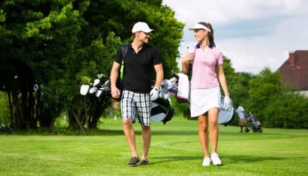 Thời trang Golf