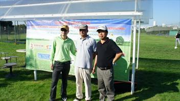 Golf Tournament Results 2011 by Congress VietGolfMos community organizations
